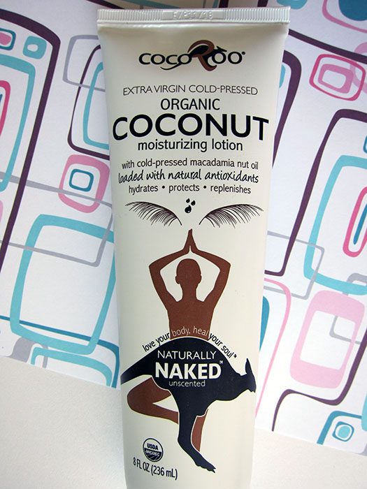 cocoroo naturally naked coconut oil